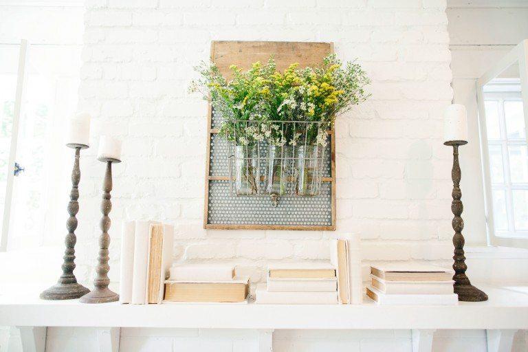 Magnolia Market Linen Book Covers