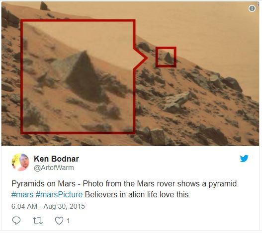 mars pyramid