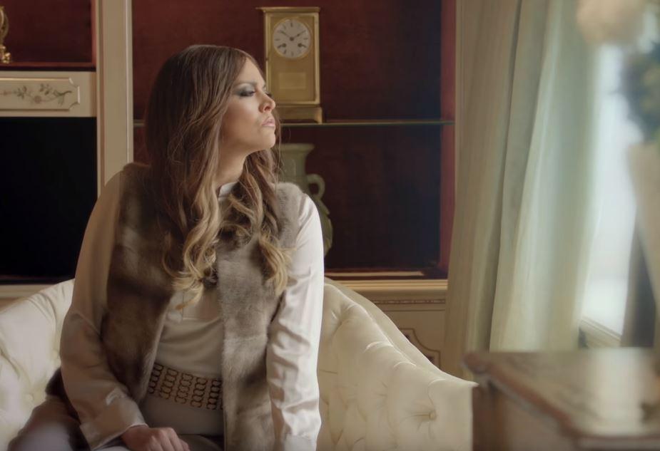 Cecily Strong as Melania Trump on SNL