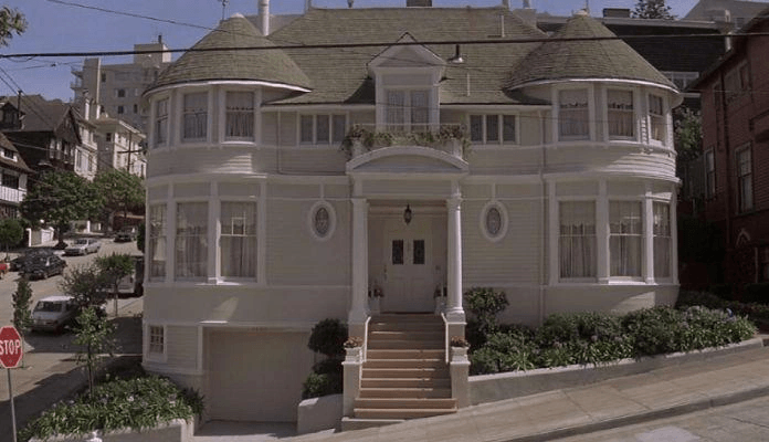Mrs. Doubtfire house