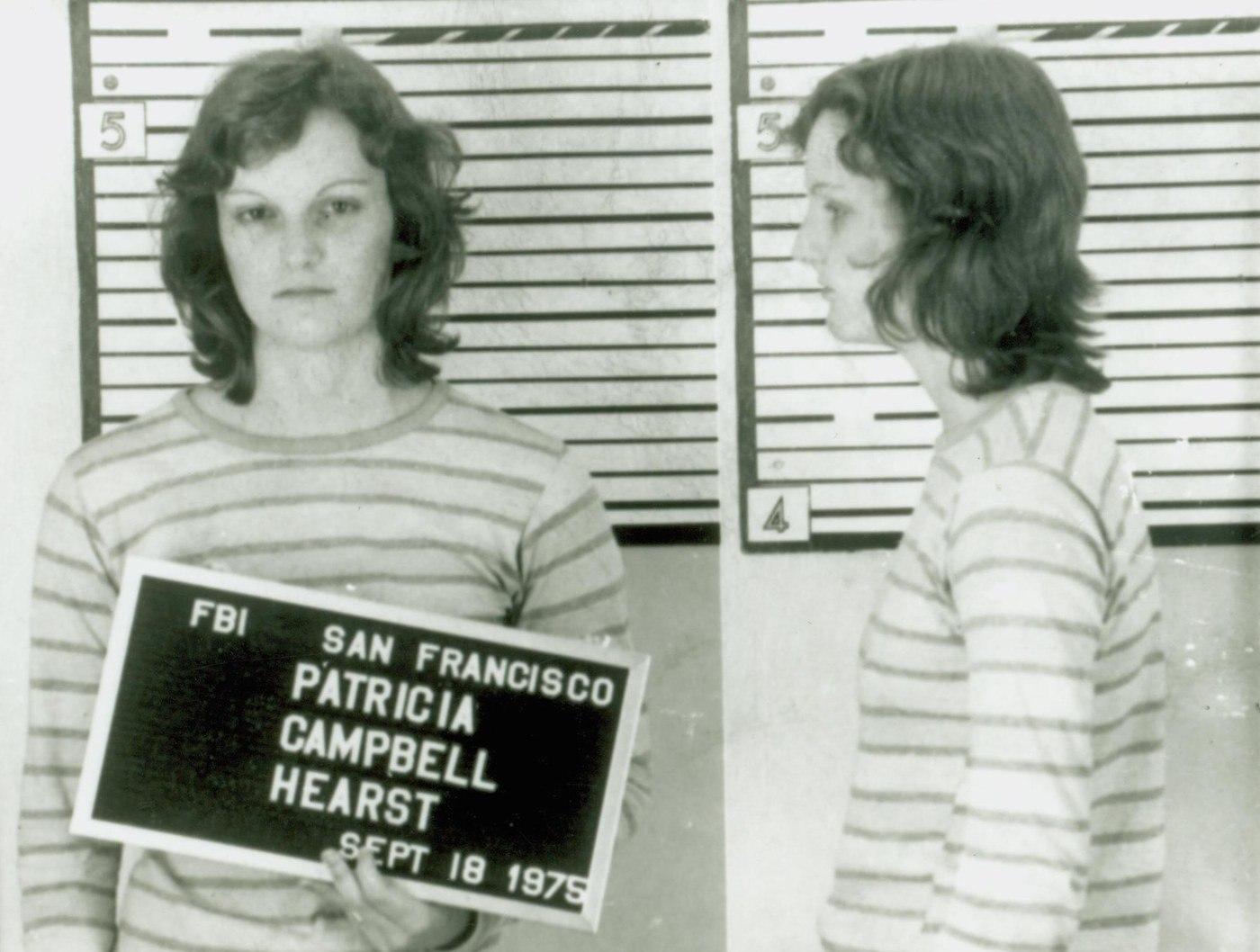 Patty Hearst Bank Robbery