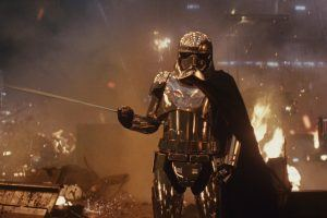 Is Captain Phasma Really Dead? Gwendoline Christie Missing From 'Star Wars: Episode IX' Cast List