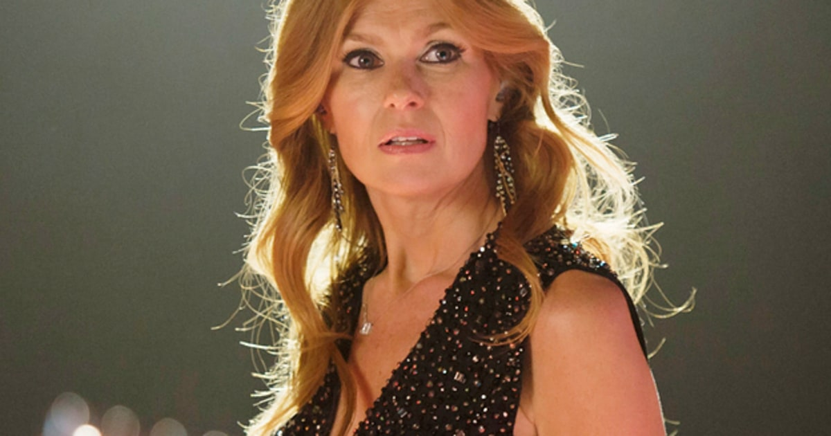 Connie Britton as Rayna James on Nashville