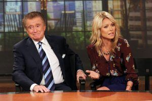 Kelly Ripa Reveals 1 Major Difference Between Regis Philbin and Ryan Seacrest