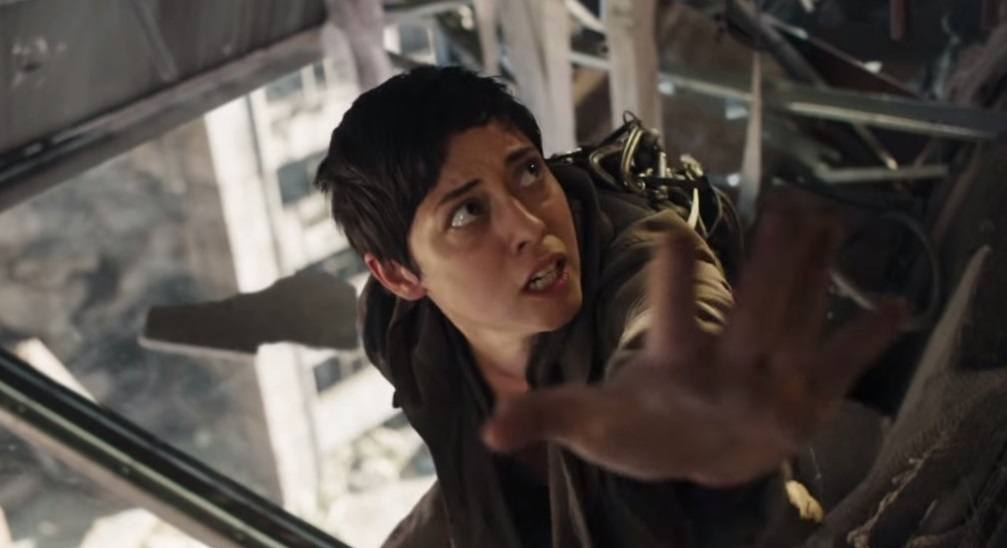 Rosa Salazar in Maze Runner: The Scorch Trials