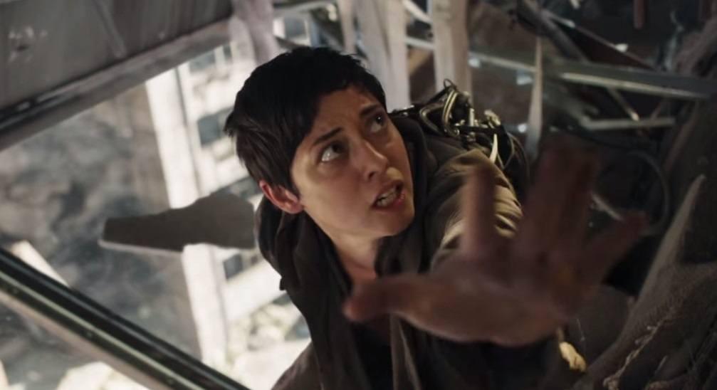 Rosa Salazar in Maze Runner: The Scorch Trials