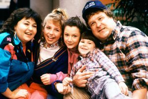 'Roseanne': See the Stars Then and Now