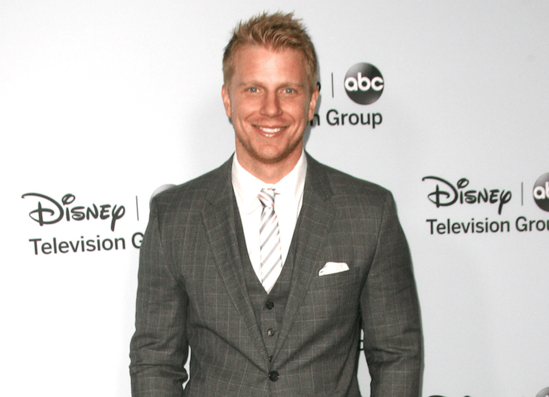 Sean Lowe attends the Disney ABC Television Group's 2014 winter TCA party held at The Langham Huntington Hotel and Spa on January 17, 2014 in Pasadena, California. (Photo by Tommaso Boddi/Getty Images)