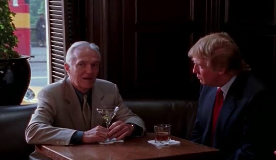 Donald Trump in Sex and The City