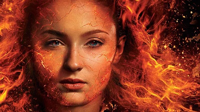 Sophie Turner in X-Men: Dark Phoenix