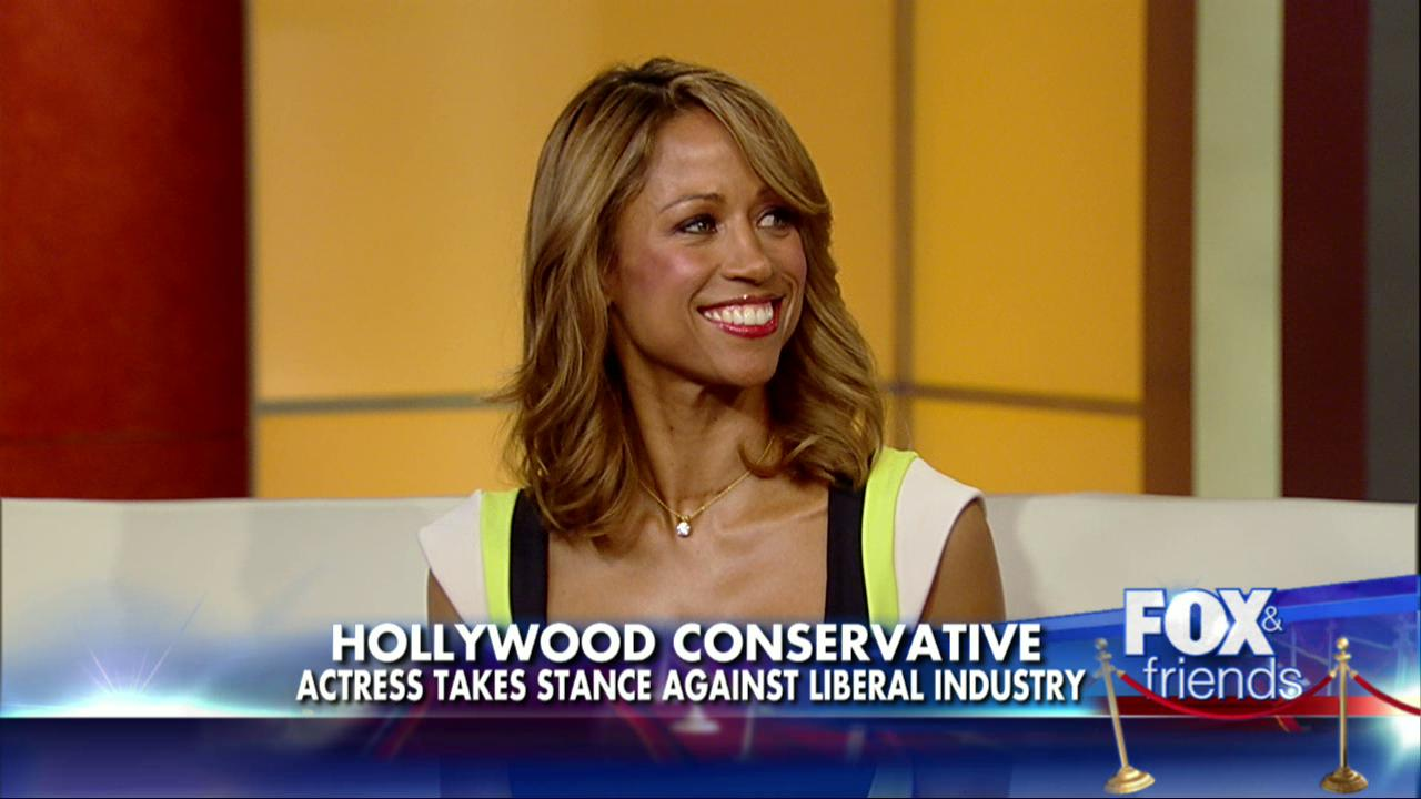 Stacey Dash on Fox & Friends
