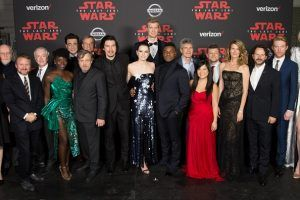 This 1 Actor Was the Best Part of the 'Star Wars: The Last Jedi' Premiere