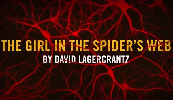 The Girl in the Spider's Web book cover
