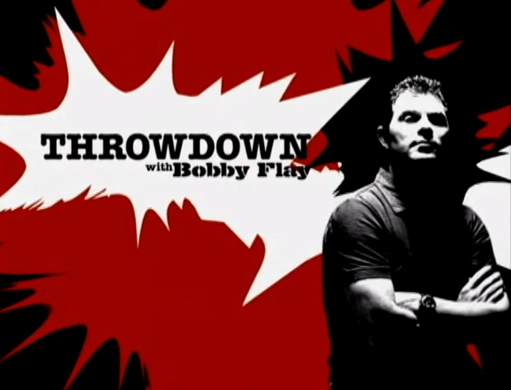 Throwdown With Bobby Flay