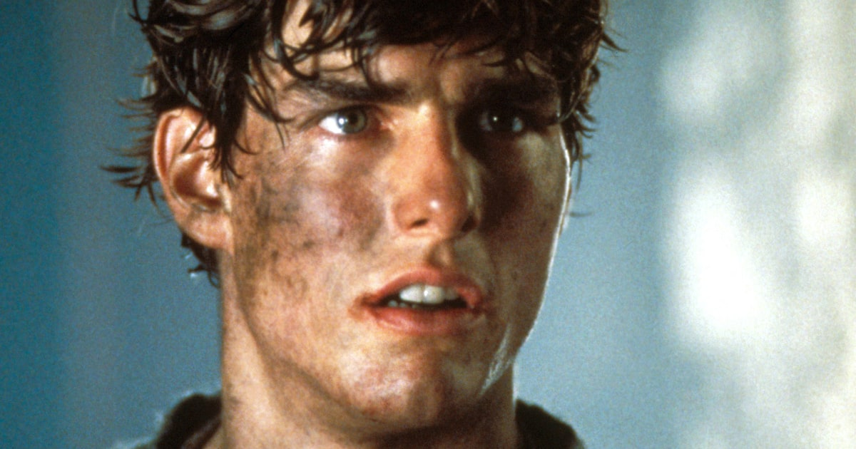 Tom Cruise in Far and Away