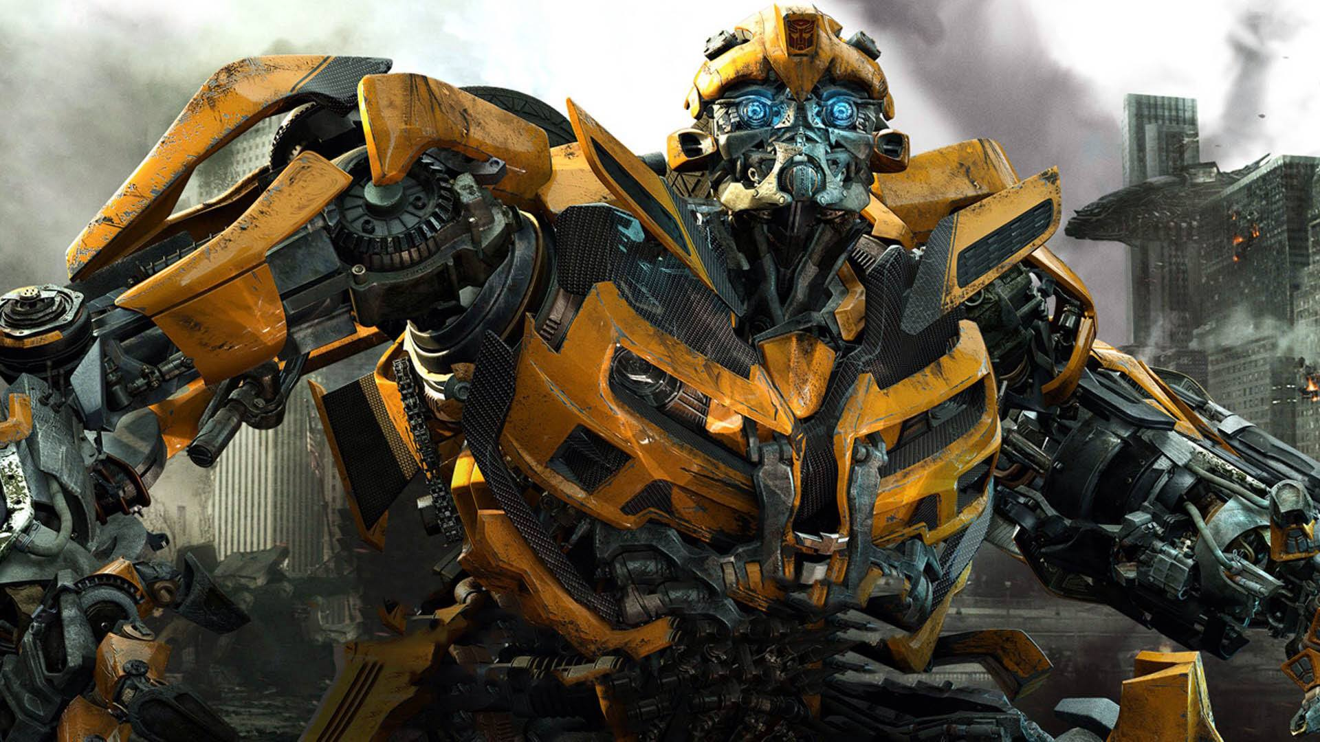 Bumblebee in Transformers: Age of Extinction