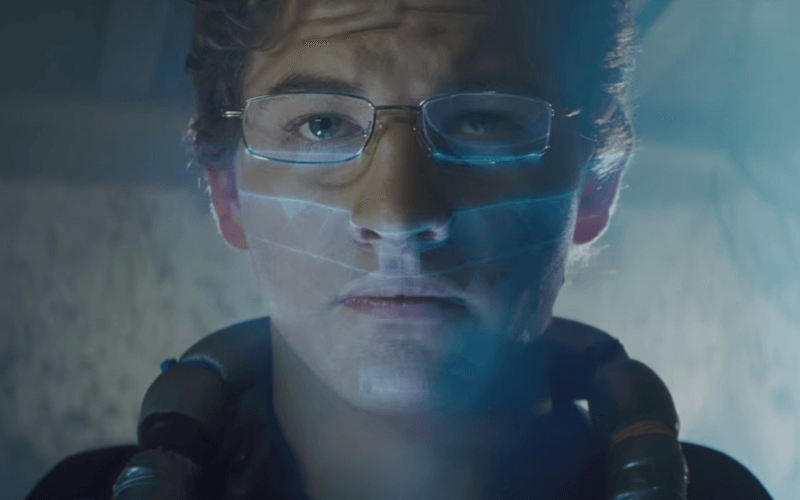 Tye Sheridan in Ready Player One