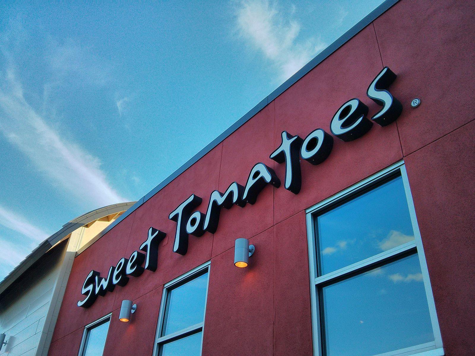 Sweet Tomatoes restaurant