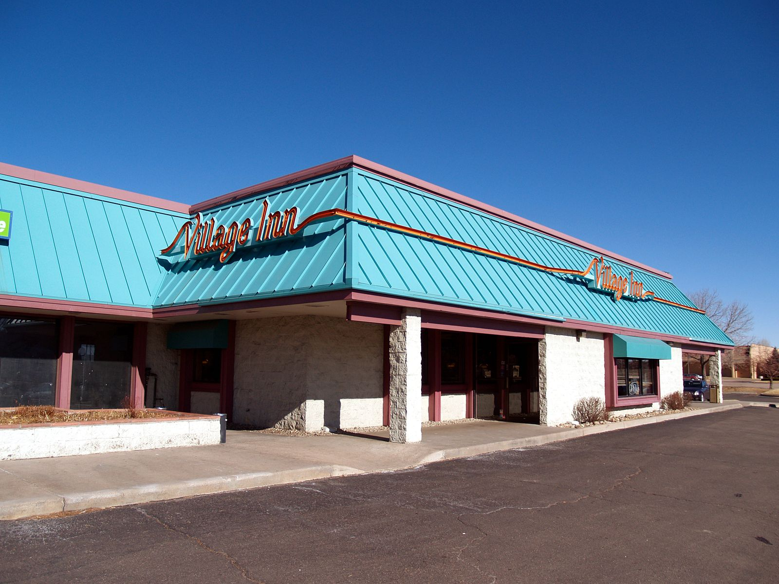 Village Inn restaurant