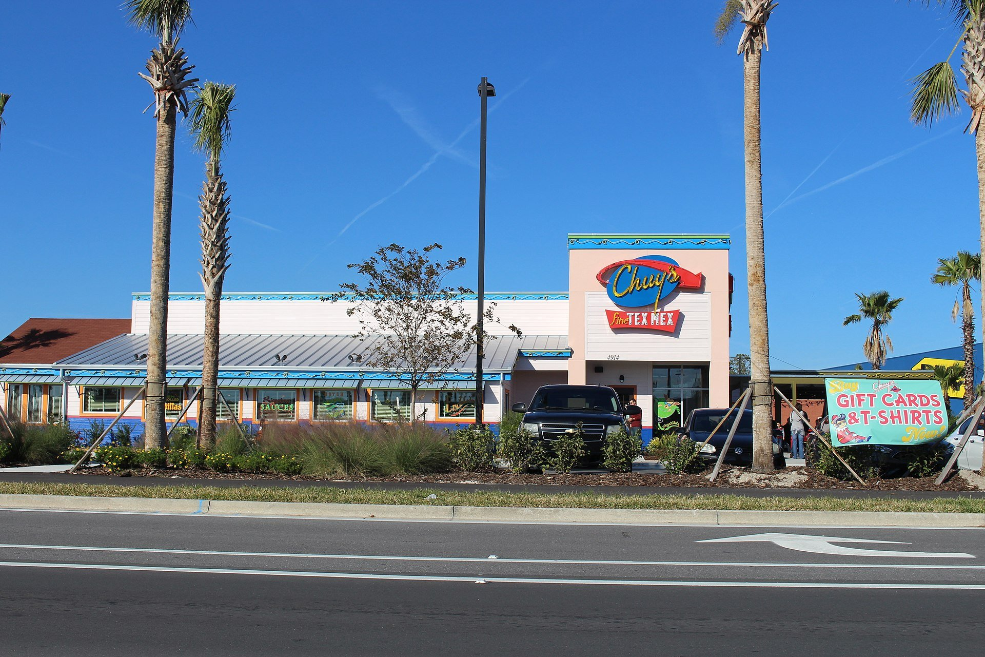 Mexican Restaurant In Town Center Jacksonville