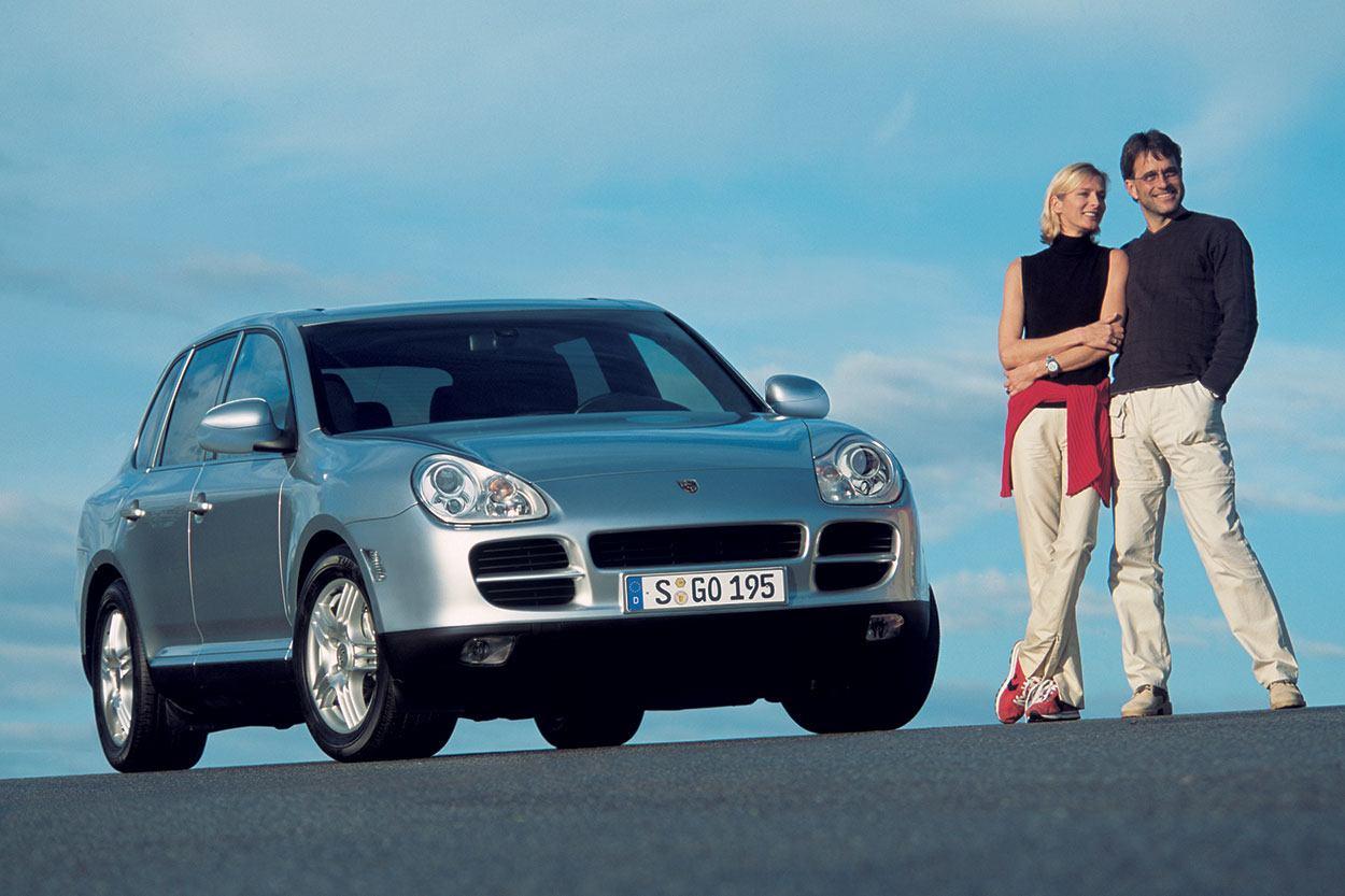 2003 Porsche Cayenne S