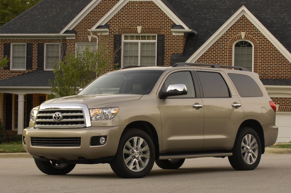 2007 Toyota Sequoia Limited