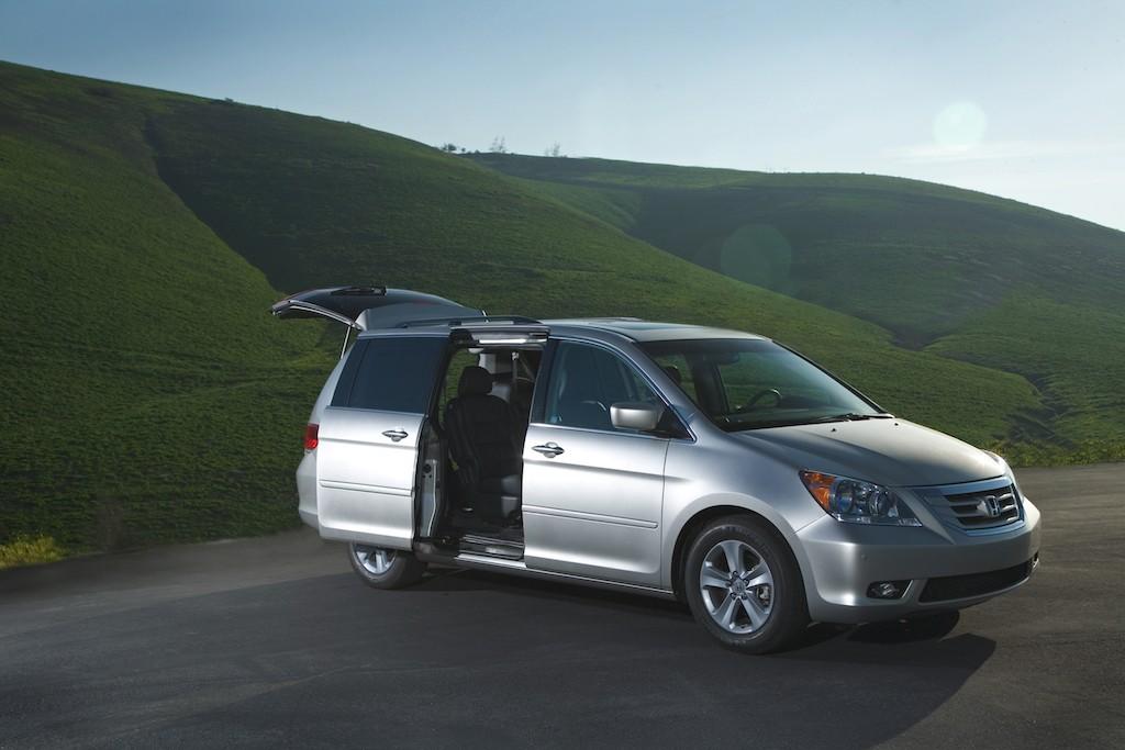 2009 Honda Odyssey Touring