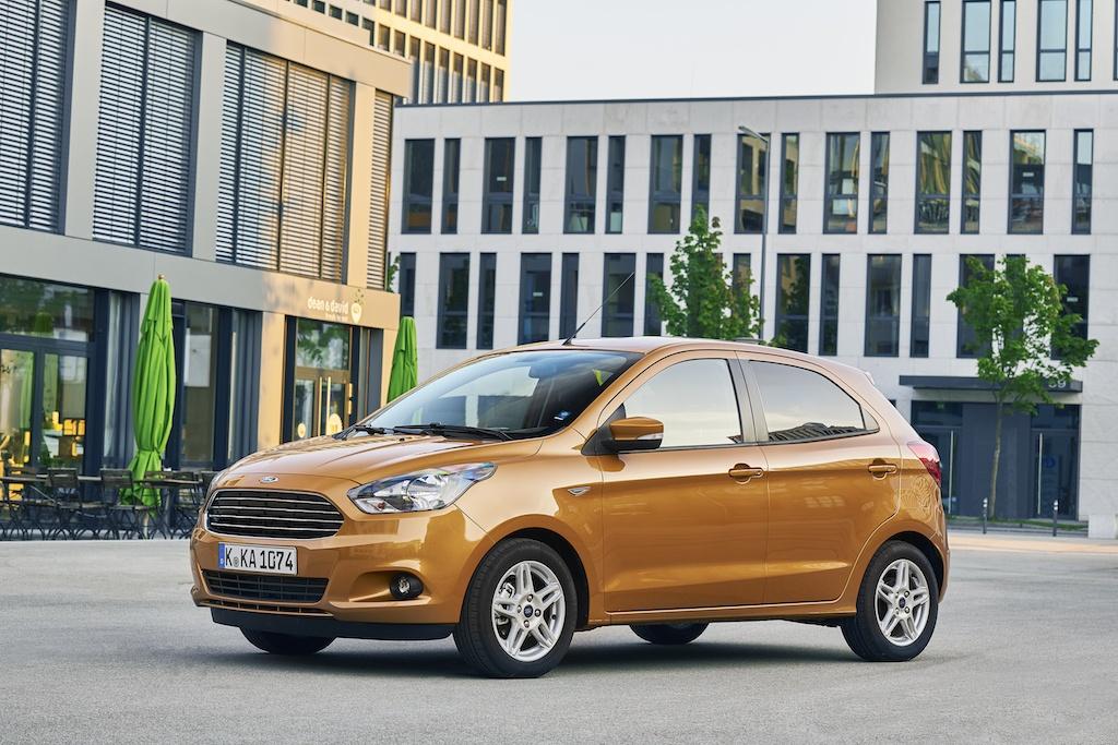 2018 Ford KA+