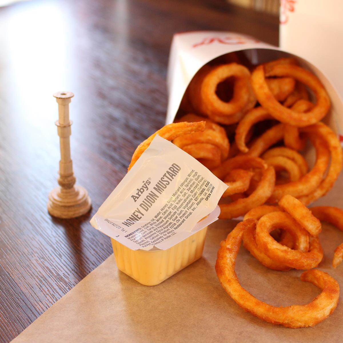 French Fries Fast Food Chains
