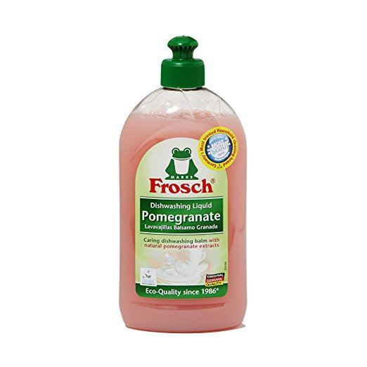 Frosch dish soap