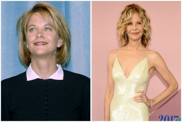 Meg Ryan collage.