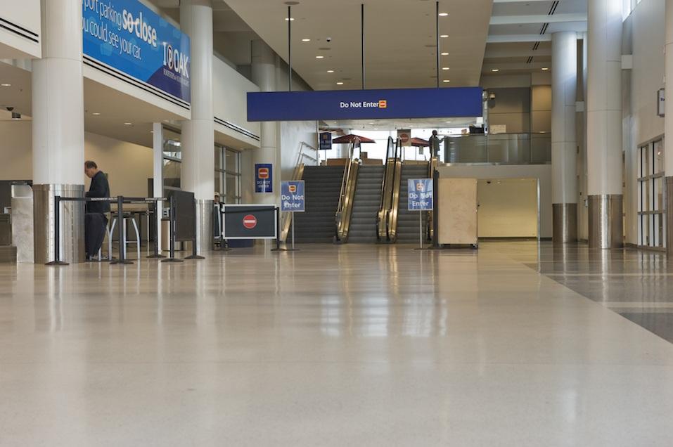 Oakland International Airport in Oakland California