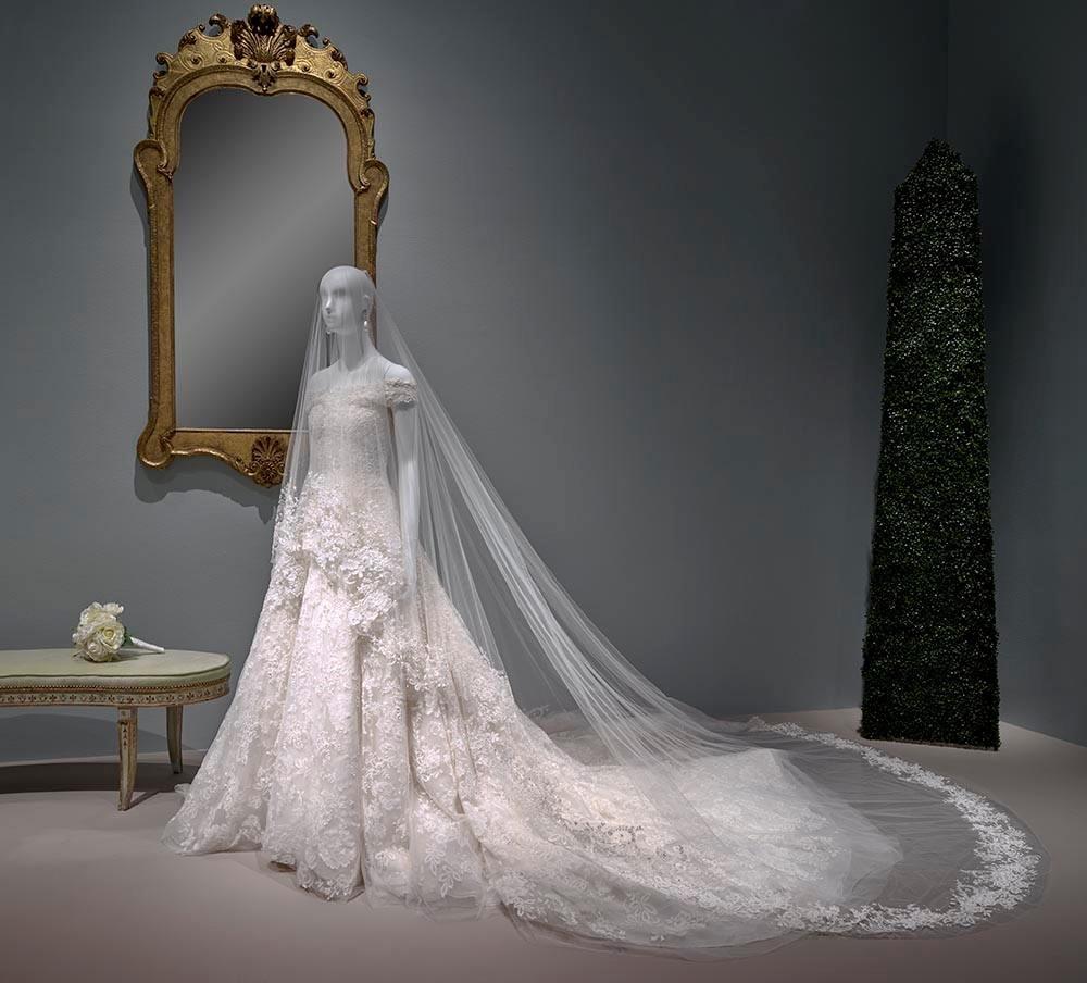 Amal Clooney Wedding-dress