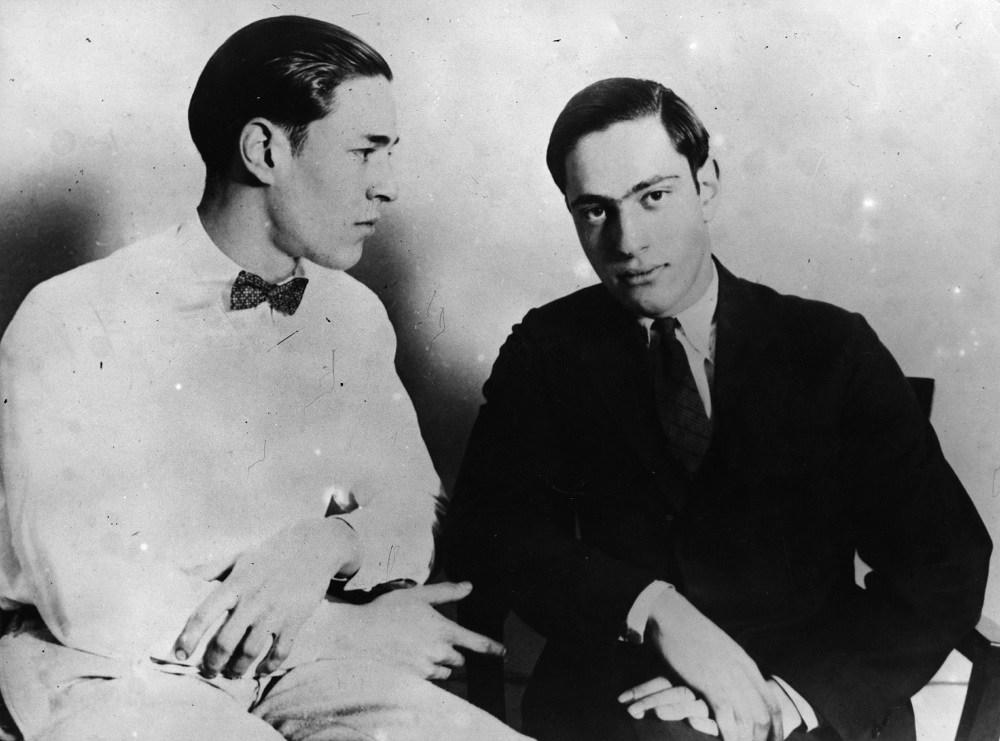 Richard Loeb and Nathan Leopold