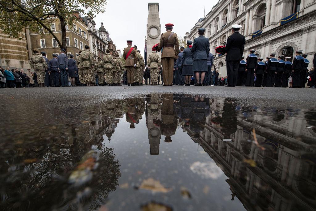 Armistice Day in Britain