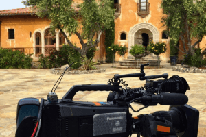 An Inside Look at How 'The Bachelor' Mansion Transforms From Family Home to Dating Show Set