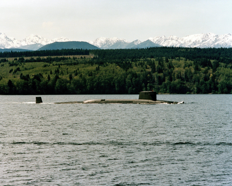 Bangor-Submarine-Base