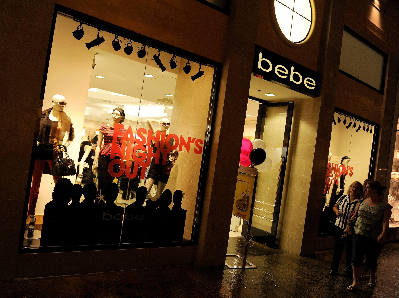 Bebe Store -- struggling American companies