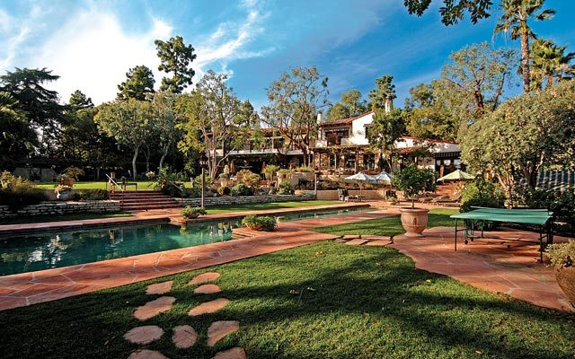 Jeff Bezos Beverly Hills home