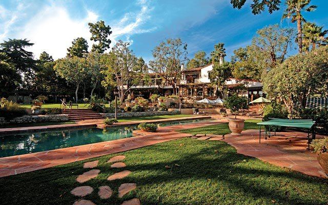 Jeff Bezos Beverly Hills home