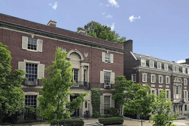Jeff Bezos house in Washington DC
