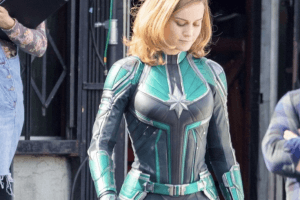 Brie Larson's 'Captain Marvel' Suit Isn't What You Think