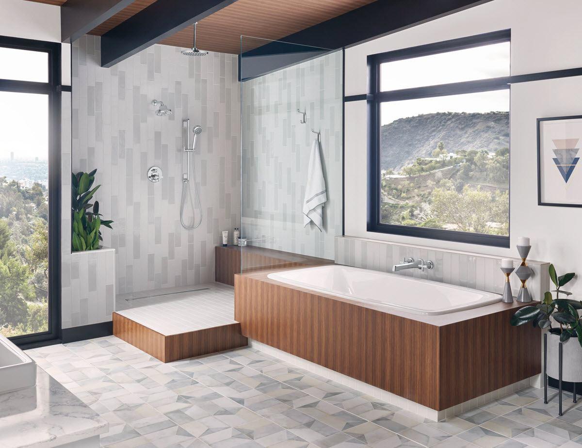 Brizo bathroom