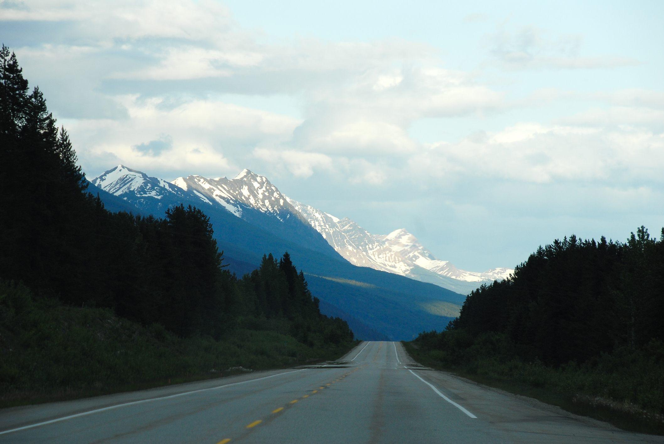 Trans-Canada highway No.16