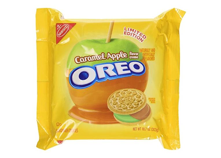 Caramel Apple Oreo