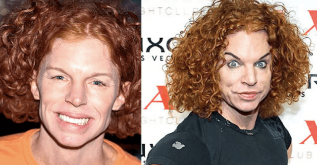 Celebrity looks before and after