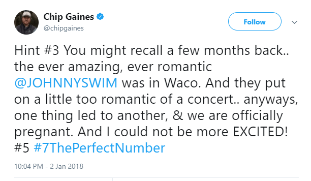 Chip-Gaines-Pregnancy-tweet