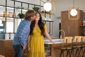 The Sweetest Moments Between Chip and Joanna Gaines From 'Fixer Upper'