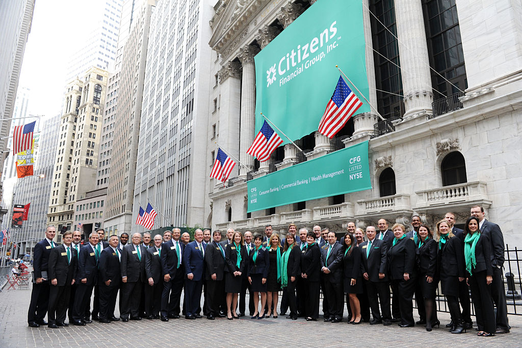Citizens Financial Group, Inc. Initial Public Offering