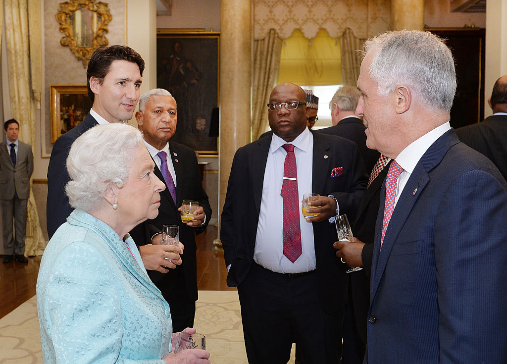 The Queen And Senior Royals Attend The Commonwealth Heads Of Government Meeting
